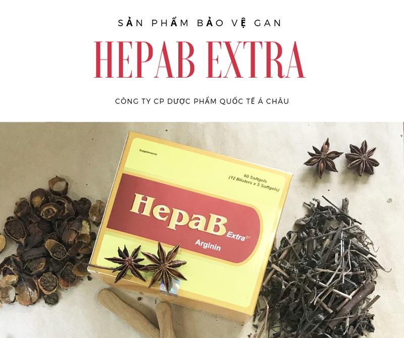Dùng HepaB extra giải độc rượu có tốt không