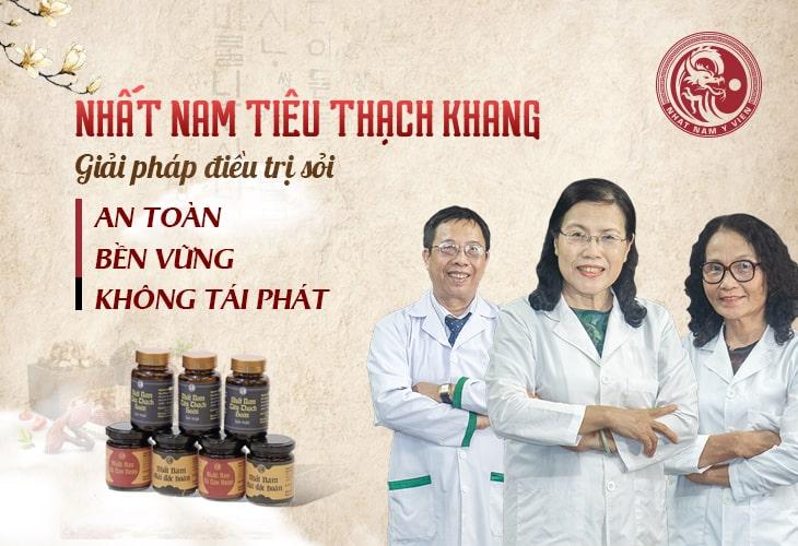 Hiệu quả chữa sỏi mật được nhiều chuyên gia đánh giá
