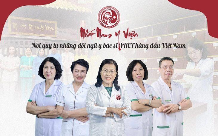 Nơi quy tụ nhiều bác sĩ YHCT có tiếng với nhiều năm kinh nghiệm khám và điều trị sỏi mật